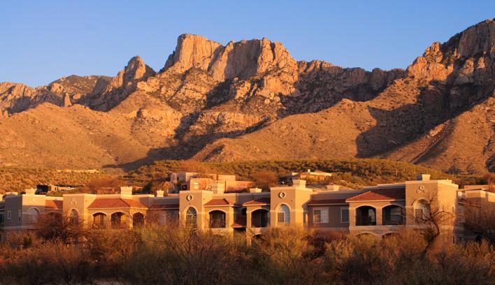 Boulder Canyon Prestige Accommodations